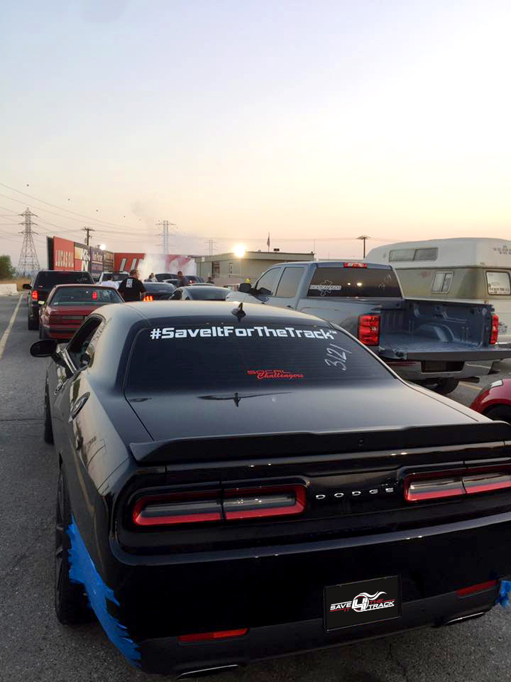 #saveitforthetrack #saveit4thetrack